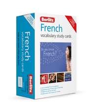 Berlitz Vocabulary Study Cards French (Language Flash Cards)