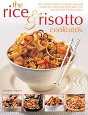 The Rice & Risotto Cookbook