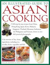 An  Illustrated Guide to Asian Cooking:  100 Step-By-Step Recipes from China, Hong Kong, Japan, Korea, Malaysia, Singapore, Thailand, Myanmar, Indonesi