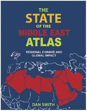 State Of The Middle East Atlas