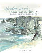 Hebridean Desk Diary 2021