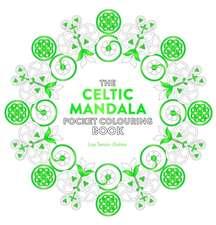 Celtic Mandala Pocket Colouring Book