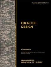Excercise Design