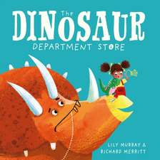 Dinosaur Department Store