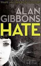 Gibbons, A: Hate