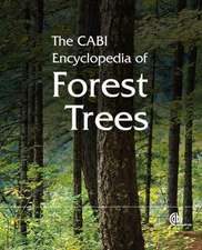 The Cabi Encyclopedia of Forest Trees:  Enhancing Resilience and Productivity
