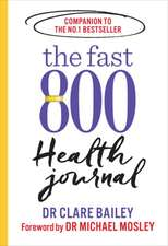 The Fast 800 Health Journal