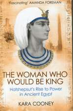 The Woman Who Would be King