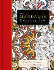 Lawson, B: Mandalas Colouring Book