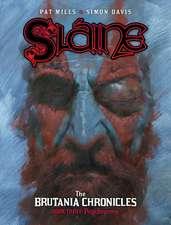 Sláine: The Brutania Chronicles, Book Three: Psychopomp