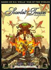 The Complete Scarlet Traces, Volume Two