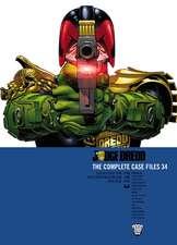 Judge Dredd: The Complete Case Files 34