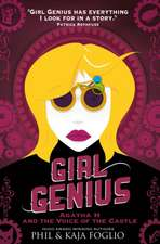 Girl Genius - Agatha H. and the Voice of the Castle