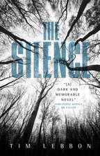 The Silence:  Obsidian Heart Book 3