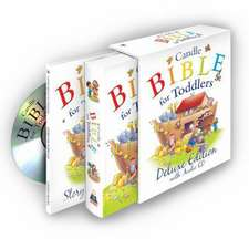 Candle Bible for Toddlers [With CD (Audio)]:  With Pop-Up Play Scenes