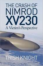 The Crash of Nimrod Xv230. a Victim's Perspective.