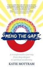 Mend The Gap - A transformative journey from deep despair to spiritual awakening