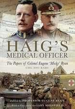 Haig's Medical Officer