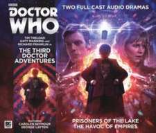 Richards, J: The Third Doctor Adventures