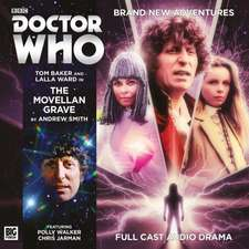 The Fourth Doctor Adventures - The Movellan Grave