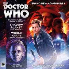 Doctor Who Main Range: Shadow Planet / World Apart