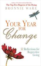 Your Year for Change
