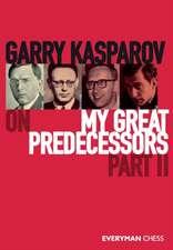 Garry Kasparov on My Great Predecessors, Part Two