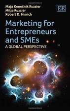 Marketing for Entrepreneurs and SMEs – A Global Perspective