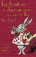 Les Aventures D'Alice Au Pays Des Merveilles:  Ouvrage Illustre Par Mathew Staunton