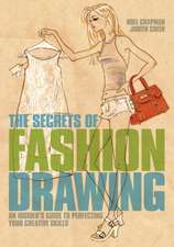 The Secrets of Fashion Drawing:  Cool Puzzle Book