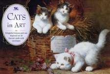 Cats in Art Notecards:  Delightful Kittens and Cats Depicted on 20 Fine-Art Cards with Envelopes [With Envelope]