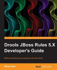 Drools Jboss Rules 5.5 Developer's Guide