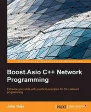 Boost.Asio C++ Network Programming