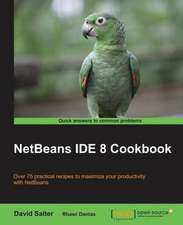 Netbeans Ide 8 Cookbook:  Creative Coding Hotshot