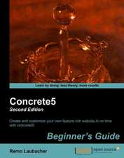 Concrete5 Beginner's Guide (2nd Edition)