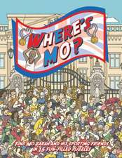 Where's Mo?