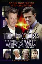 The Doctors Who's Who