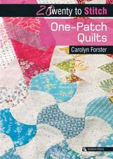 One-Patch Quilts