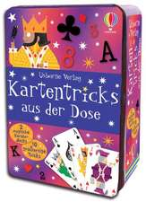Kartentricks aus der Dose