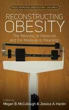Reconstructing Obesity