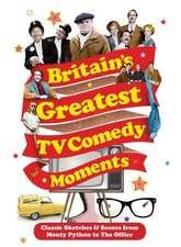 Britain's Greatest TV Comedy Moments