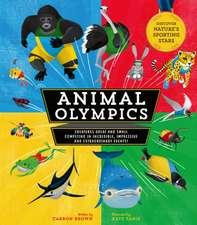 Carron Brown: Animal Olympics