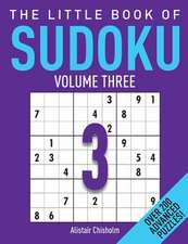 The Little Book of Sudoku 3