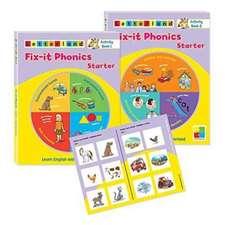 Fix It Phonics Starter Lev Student Pack