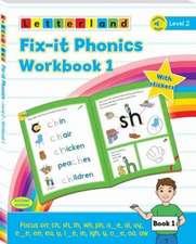 Holt, L: Fix-it Phonics - Level 2 - Workbook 1 (2nd Edition)