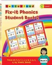 Holt, L: Fix-it Phonics - Level 1 - Student Book 2 (2nd Edit