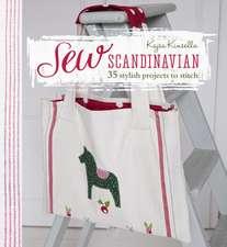 Sew Scandinavian: 35 stylish projects to stitch