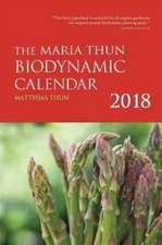 Thun, M: Maria Thun Biodynamic Calendar
