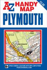 Plymouth Handy Map