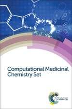 Computational Medicinal Chemistry Set